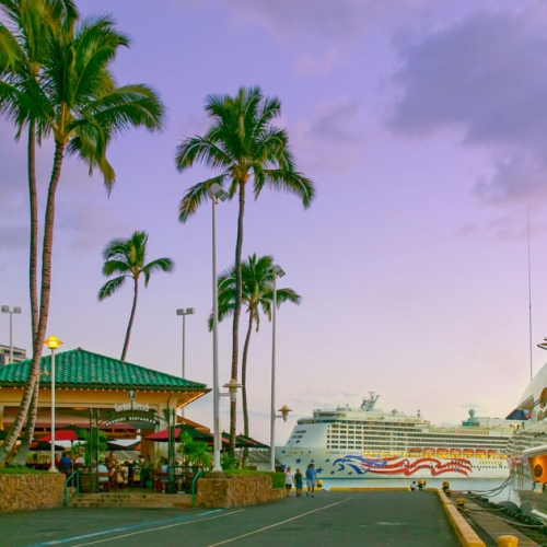 Aloha Tower Marketplace, Honolulu