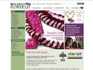HawaiiFlowerLei.com