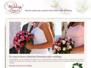 Wedding-Leis.com