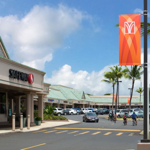 Safeway store in the Kapolei Shopping Center